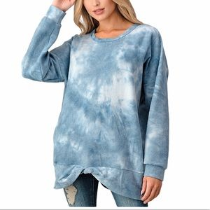 Tops - Plus Size Fleece Cozy Pullover Sweatshirt